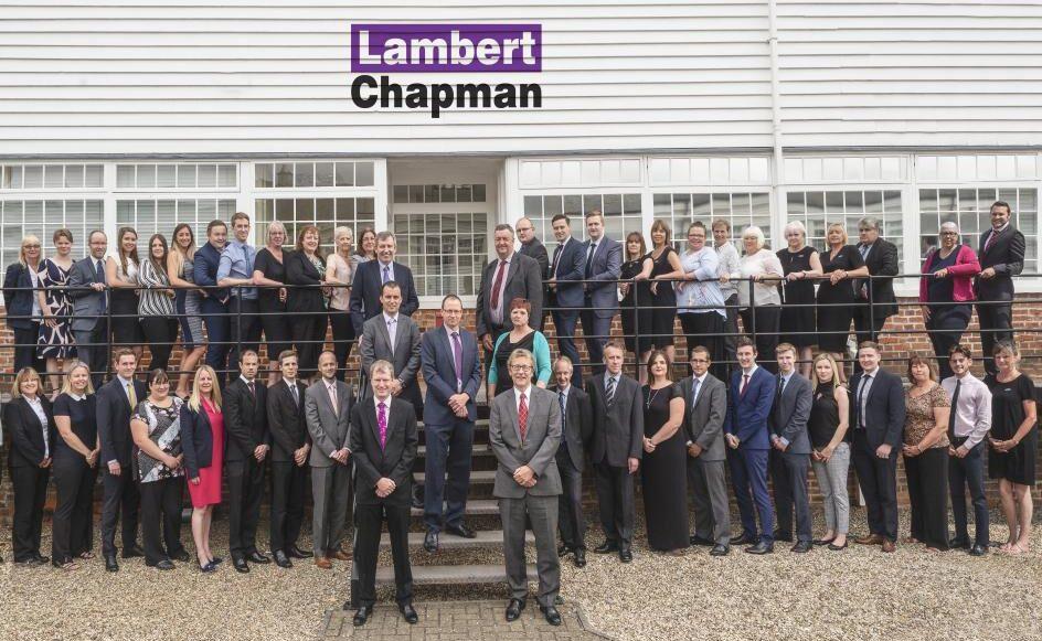 Lambert Chapman team photo