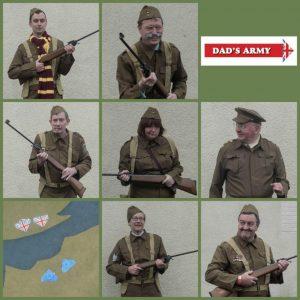 dad's army lambert chapman