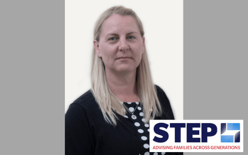 Lucy Orrow qualifies as Trust and Estates Practitioner (TEP)